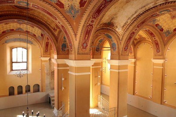 Laureát v kategórii Obnova a prestavba: Stará synagóga v Bardejove, foto: Ján Krcho