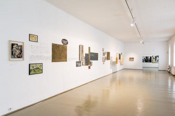 Veronika Rónaiová – Dedičstvo (výstava, autorka fotografie: Zuzana Dohnalová)